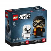LEGO BrickHeadz - Harry Potter i Hedwiga 41615