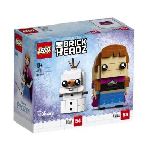 LEGO BrickHeadz - Anna i Olaf 41618
