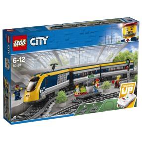 LEGO City - Pociąg pasażerski 60197
