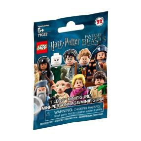LEGO Minifigurki - Harry Potter i Fantastyczne zwierzęta 71022