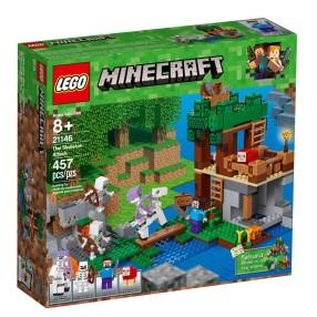LEGO Minecraft - Atak szkieletów 21146