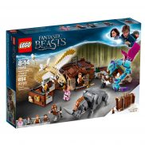 LEGO Harry Potter - Walizka Newta z magicznymi stworzeniami 75952