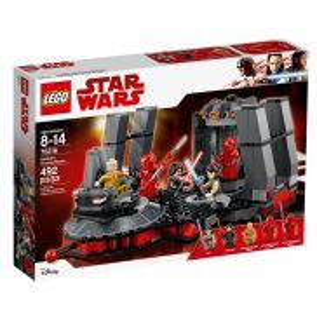 LEGO Star Wars - Sala Tronowa Snoke'a 75216