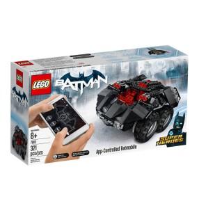 LEGO Super Heroes - Zdalnie sterowany Batmobil 76112