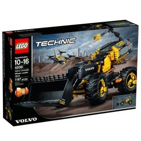 LEGO Technic - Volvo ładowarka kołowa ZEUX 42081