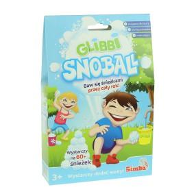 Simba - Glibbi SnoBall Śnieżki 5953183