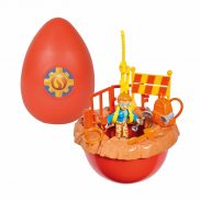 Simba - Strażak Sam Zestaw ratunkowy w jajku Norman 9251030