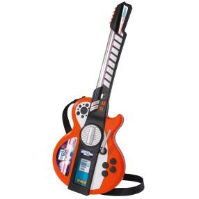 Simba - Gitara z efektami świetlnymi i dźwiękowymi, MP3 6838628