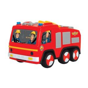 Dickie - Strażak Sam Wóz strażacki Jupiter Niespadający Światło 3092000