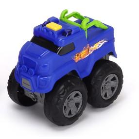 Dickie - Action Series Tough Wheelers Samochód terenowy z dźwiękiem 3301000 B
