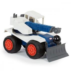 Little Tikes - Pojazd budowlany Dirt Diggers 2w1 z kulą do burzenia budowli 642180