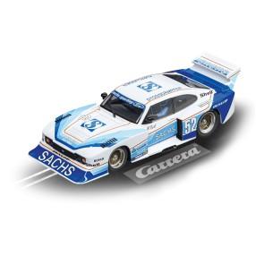 "Carrera DIGITAL 132 - Ford Capri Zakspeed Turbo ""Sachs Sporting, No. 52"" 30831"