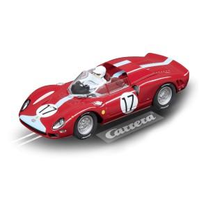"""Carrera DIGITAL 132 - Ferrari 365 P2 Maranello Concessionaires Ltd. """"No. 17"""" 30834"""