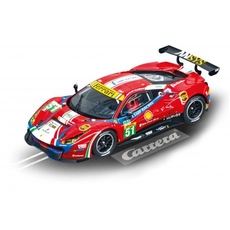 "Carrera DIGITAL 132 - Ferrari 488 GTE ""AF Corse, No.51"" 30848"