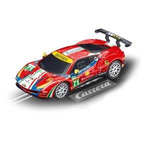 """Carrera GO!!! - Ferrari 488 GTE """"AF Corse, No. 71"""" 64114"""