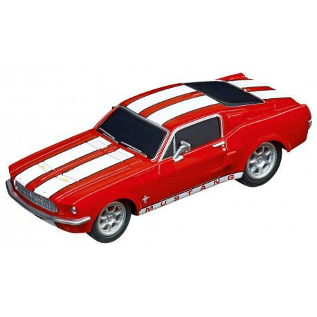 Carrera GO!!! - Ford Mustang '67 - Race Red 64120