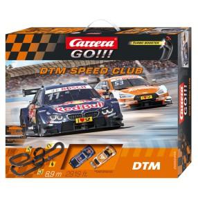 Carrera GO!!! - DTM Speed Club 62448