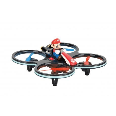 Carrera RC - Quadrocopter Mini Mario-Copter 2.4GHz Gyro-System 503024
