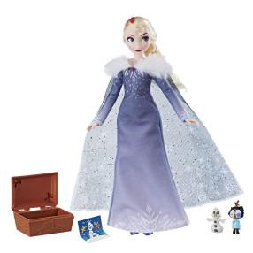 Hasbro Disney Kraina Lodu - Przygoda Olafa Lalka Elsa C3383