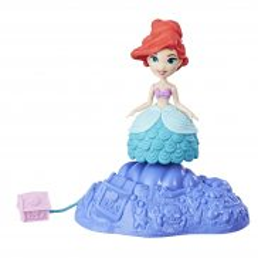 Hasbro Disney Princess - Magiczne tancerki Laleczka Arielka E0244