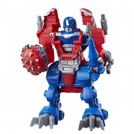 Playskool Transformers Rescue Bots - Figurka Knight Watch Optimus Prime 26 cm E0158