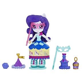 My Little Pony Equestria Girls Minis - Lalka Rarity i modowe kreacje E2270