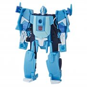 Hasbro Transformers Cyberverse - 1 Step Blurr E3525