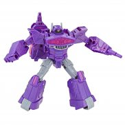 Hasbro Transformers Cyberverse - Seria Warrior Decepticon Shockwave E1903