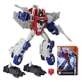 Hasbro Transformers Generations Power of the Primes - Seria Voyager Starscream E1137