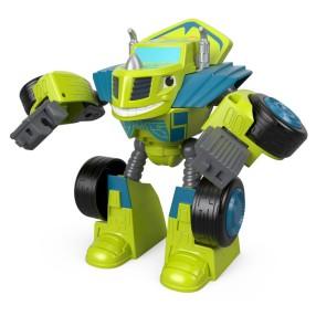 Fisher-Price Blaze - Pojazd Robot ZEG FTB94