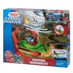 Fisher-Price Track Master - Zestaw Wirujące Tornado FJK25