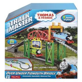 Fisher-Price Track Master - Zestaw do rozbudowy Most w Domkowie DFM61