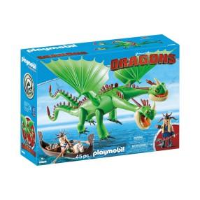 Playmobil - Szpadka i Mieczyk z Jot & Wym 9458