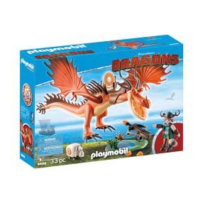 Playmobil - Sączysmark i Hakokieł 9459