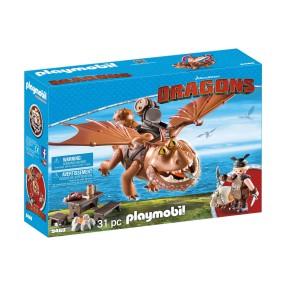 Playmobil - Śledzik i Sztukamięs 9460
