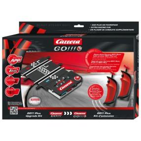 Carrera GO!!! Plus - Zestaw Szyna + WiFi do rozbudowy z systemu GO!!! 61665