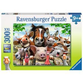 Ravensburger - Puzzle XXL Uśmiechnij się! 300 elem. 132072
