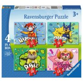 Ravensburger - Puzzle Psi Patrol 4w1 069231