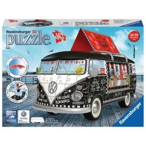 Ravensburger - Puzzle 3D Volkswagen Bus T1 Food Truck 162 elem. 125258