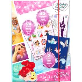 TM Toys - Szkicownik Księżniczki Disney DKC8173