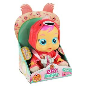IMC Toys Cry Babies - Płacząca lalka bobas Fancy Flaming 97056