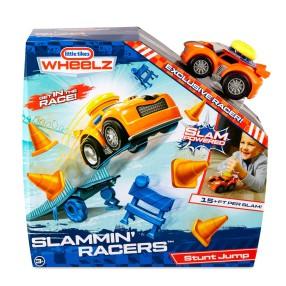 Little Tikes - Slammin' Racers Zestaw kaskaderski 646973