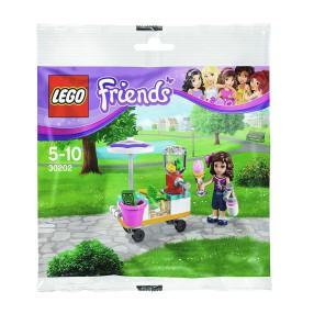 LEGO Friends - Oliwia i stoisko Smoothie 30202