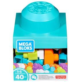 Mega Bloks Fisher Price - Zestaw klocków 40 elementów FRX19