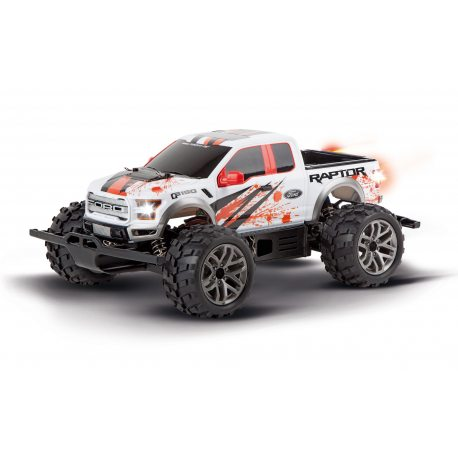 Carrera RC Profi - Ford F-150 Raptor -PX- 2.4GHz 1:18 183017 Digital Proportional