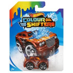 Hot Wheels - Autokolorowańce Auto Zmieniające Kolor Chrysler 300 Bling FPC56