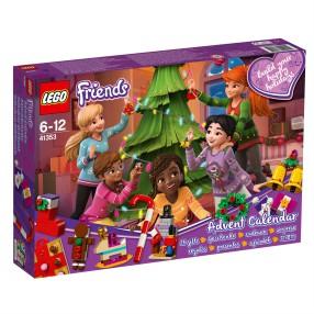LEGO Friends - Kalendarz adwentowy 41353