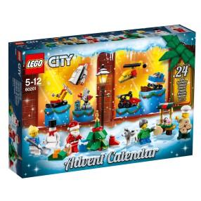 LEGO CITY - Kalendarz adwentowy 60201