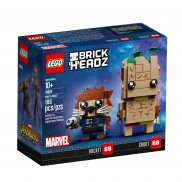 LEGO BrickHeadz - Marvel Groot i Rocket 41626