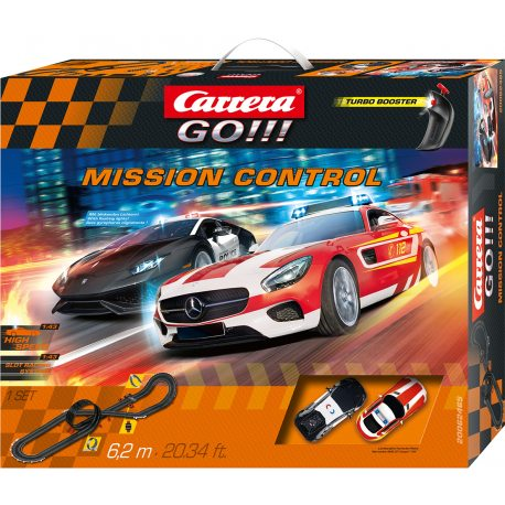 Carrera GO!!! - Mission Control 62465